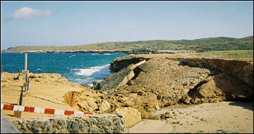 Aruba - Collapsed Natural Bridge