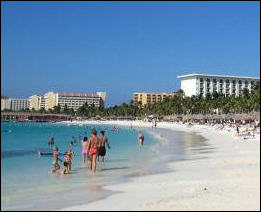 Aruba Beaches: Palm Beach