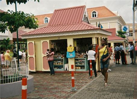 spice store in Grenada