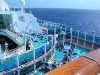 Deck Caribbean Princess