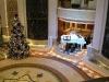 impressive atrium on Emerald Princess