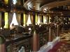 Quiet spots on Emerald Princess ship