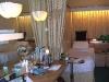 inside cabin on Maasdam