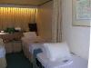 inside triple cabin Maasdam