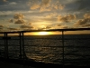 last sunset of maasdam cruise