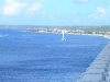 Bonaire from the ship