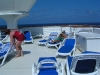 Sun deck Caribbean Princess