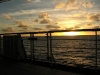 sunset from Maasdam