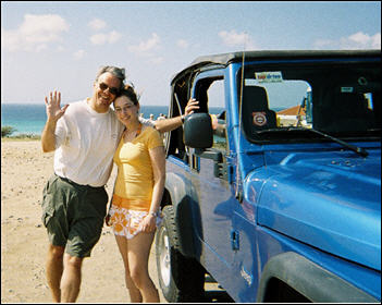Aruba car rental