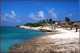 Aruba Beaches: Malmok Beach