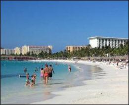 Aruba Beaches: Palm Beach