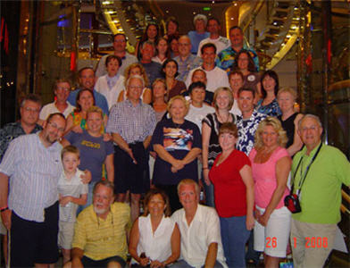 SBI cruise January 2008