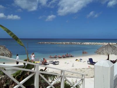 The gorgeous Caribbean